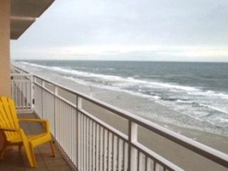 3 BR - 3 BA - Direct Oceanfront with Great Views -