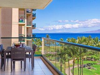 Maui Resort Rentals: Honua Kai Hokulani 536 – Ocean & Mountain Views w/ King