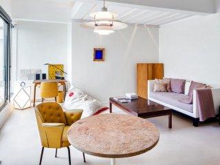 Elégant appartement proche de Montmartre