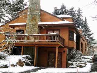 Perfect location for all seasons...fishing, golf, hiking...FREE WIFI & SHUTTLE!