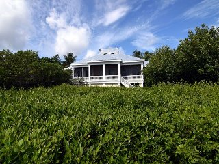 Bayfront Captiva Home on the Roosevelt Channel with pool/dock