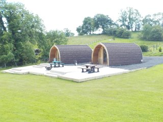 Fellhill Pods Luxury camping Pods