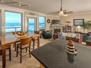 Gorgeous Beachfront Views!  **JUNE SPECIALS**