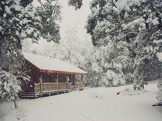 LLaima Camp, Cabaña para 4 a 4 km. del  Parque Nacional Conguillío