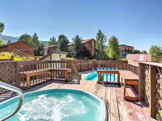 NEW! 2BR Steamboat Springs Condo w/ Community Pool