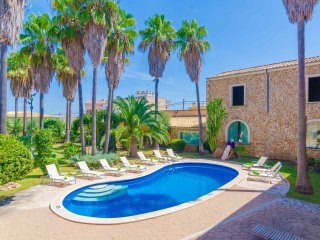 CAS METGE MONJO - Villa for 14 people in Maria de la Salut