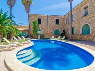 CAS METGE MONJO - Villa for 14 people in Maria de la Salut