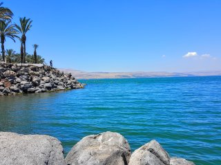 Pearl Of The Sea Of Galilee