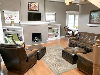 Charming 3BR/2BA Victorian in Whittier near City Park/Denver Zoo & Downtown!