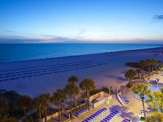 1BR Unit at Beach Front Resort w/ Family Activities Pools Game Room Gym Spa Golf