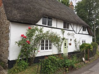 Charming 3 bedroom 16th century thatched cottage
