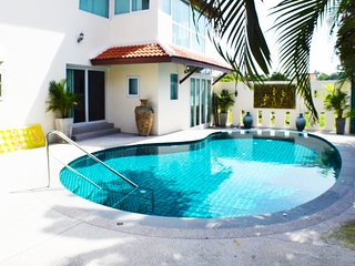Pool from Villa-1