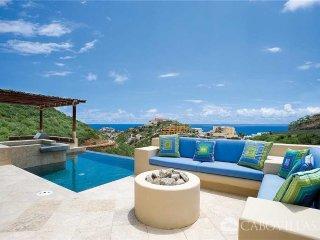 Ocean View Villa on Stunning Hillside,  Villa Soñara, 4 BR