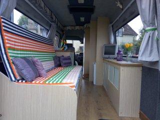Dash - Mercedes Sprinter Campervan