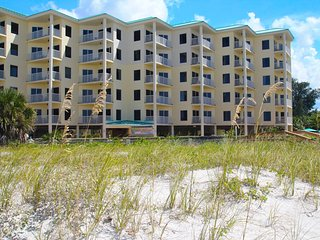Sunset Vistas, 100% Direct Gulf View! Treasure Island, FL, 2 bed/2 bath
