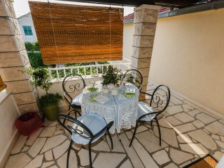 Apartments Roda - Standard One Bedroom Apartment with Terrace (Helena)