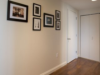 Stay Alfred Boston Vacation Rental Hallway