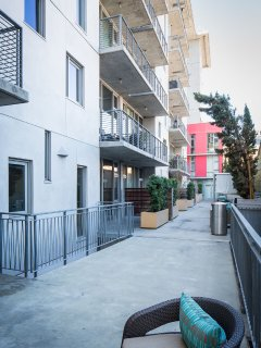 Stay Alfred San Diego Vacation Rentals Community Patio