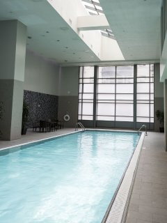 Stay Alfred Boston Vacation Rental Pool