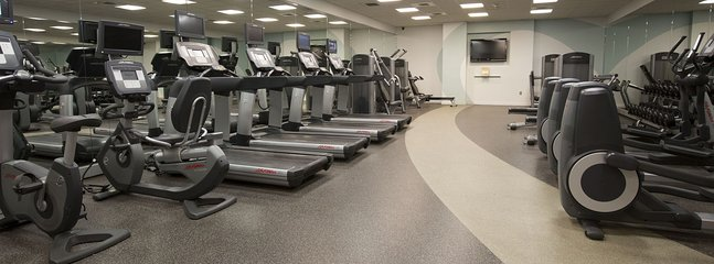 Stay Alfred Boston Vacation Rental Fitness Center