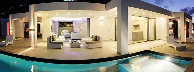 Villa Pearl 2 Bedroom (Villa Pearl Is A Newly Constructed Contemporary Style