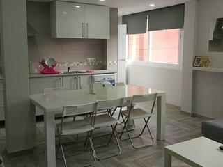 Málaga Centro, Apartamento Completo