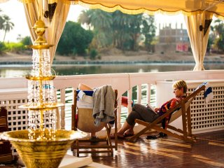 Dahabeya Amoura Nile Cruise
