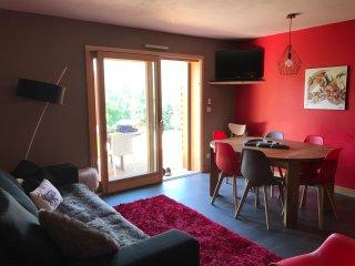 Appartement de 55m2 4/6 personnes dans beau chalet moderne Samoëns - Le Chamois