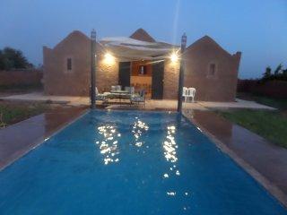 Villa avec piscine privee sans vis a vis