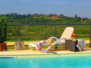 La Malonie Demeure de charme avec piscine privative dans magnifique domaine