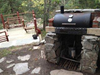 Streamside Cabin in the New York Catskills