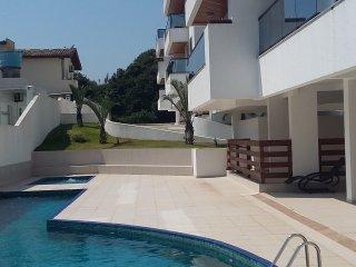 Apto com 2 praias e dunas ingleses/santinho.Sandune apartment near 2 beaches