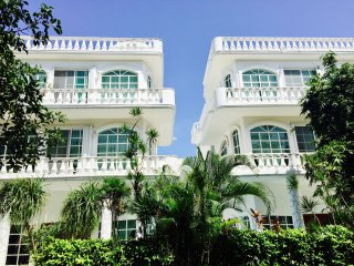 Castillo Blanco Luxury Apartment, Playacar 1, Playa del Carmen, Messico