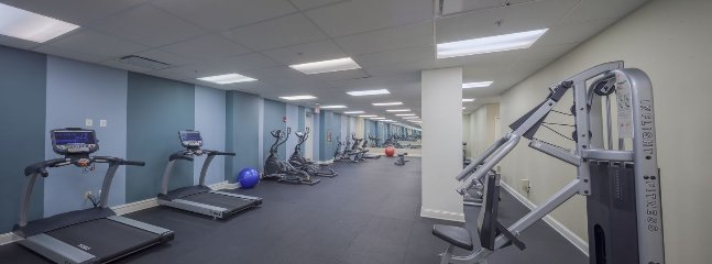Stay Alfred Memphis Vacation Rental Fitness Center