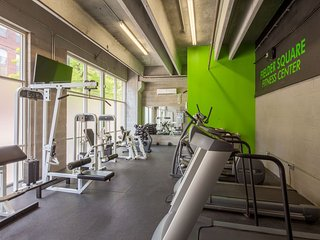 Stay Alfred Memphis Vacation Rental Fitness Ceneter