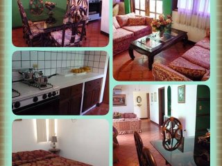 Apartment ideal for groups or families. Fully equipped. Armed Security 24/7