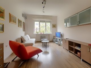 Surprisingly quiet for a city apartment - perfect for work and relaxation.