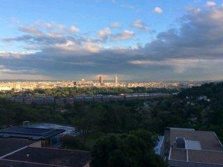 Appartement spacieux avec vue magnifique sur Lyon