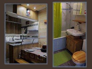Cuisine / Salle de Bain