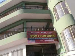 PDM Comforts Triple Room with Shared Bathroom, vacation rental in Ajmer