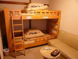 PDM Comforts Twin Room with Bunk Bed, vacation rental in Ajmer