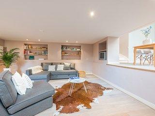 Hip Split Level Apartment