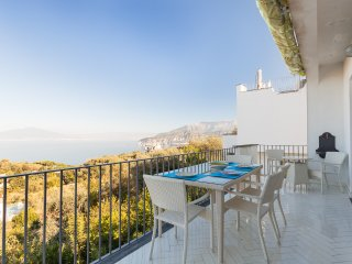 Villa Abate three bedrooms panoramic villa with sea view