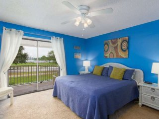 Spacious Bayou Villa With Lake And Bay Views. Golf Cart Included!  FREE Wifi!!!