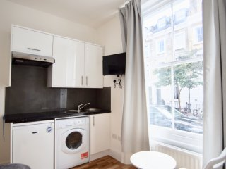 Flat 3 .Brand New Modern Studio in Chelsea!