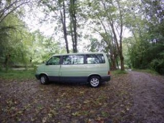 Location Volkswagen Multivan T4