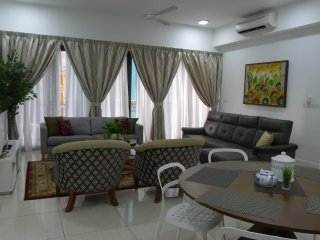 Family Suite on Jalan Ampang, KL