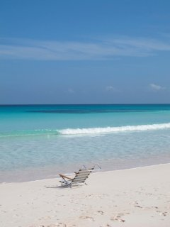 Pristine, secluded, French Leave beach, 8 minutes away