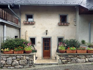 Gîte, close to Hautecombe Abbey, Lac du Bourget