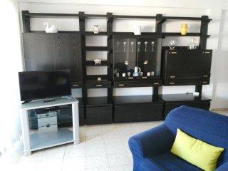 Ursula's flat